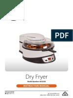 Kuchef Dry-Fryer-white-Manual-v1.4