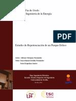 (2019) Estudio de Repotenciación de un Parque Eólico terrestre