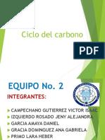 Ciclo Del Carbon Completa