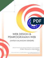 Module Pemrograman Web Design