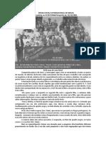 1896 Collegio Internacional Descrição Imagem e Texto