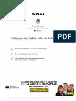 Wuolah-free-Tabla Minerales (Habito- Color y Brillo)