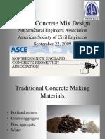 Intro to Concrete Mix Design