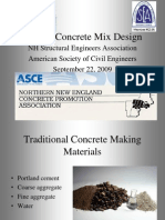 Intro to Concrete Mix Design