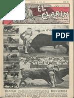 El Clarín (Valencia). 21-6-1930