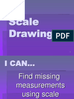 Math Scale Drawings