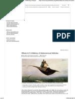 A History of Autonomous Vehicles
