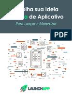 [eBook] Escolha sua Ideia Perfeita de Aplicativo Para Lançar e Monetizar.pdf