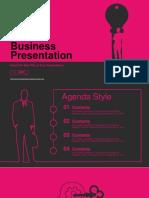 Success Businessman PowerPoint Templates