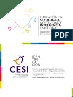 Programa Fundacion Cesi Sexualidad