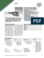 Energy Management Energy Meter Type EM21 72D