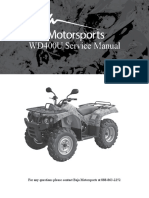 WD400U Service Manual