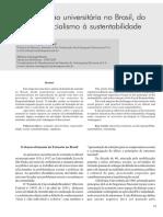 A Extensão Universitária No Brasil