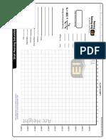 Saturation Curve Practice Sheet