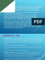 SAP Hybris Billing_Master data