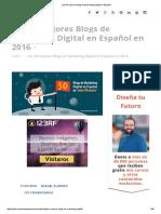 Los 50 Mejores Blogs de Marketing Digital en Español