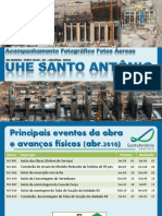 UHE Santo Antonio