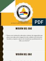 Estructura Del GD 2019
