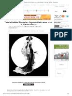 Comment Faire Pour Créer Le Charme Discret Dans Illustrator - Illustrator Tutoriels - Vectorboom