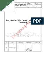 QP - 02 Magnetic Test - Asme 2010 - Rev 02