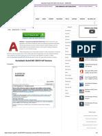 Autodesk AutoCAD 2019 Full Version - BAGAS31