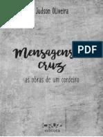 Mensagens da Cruz - As obras de um Cordeiro.pdf