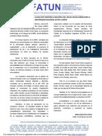 Entrega de Título Dr Honoris Causa Al Cro. Farina 1