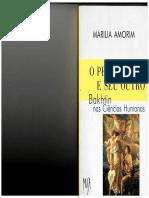 Marília Amorim. 2004. O pesquisador e seu outro