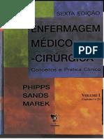Enfermagem Medico Cirurgica Phipps Sands Marek o