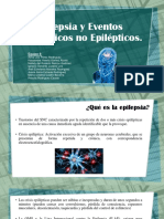 Epilepsia y Eventos Paroxísticos no Epilépticos