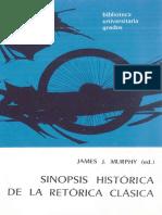 Murphy, James (editor). (1989). Sinopsis histórica de la retórica clásica, Gredos, España..pdf