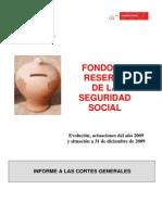 Informe Fondo Reserva Seguridad Social