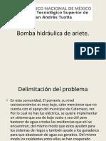 Bomba Hidráulica de Ariete