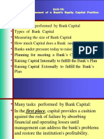 Management of bank's Equity Capital Position (2).ppt