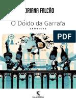 O Doido Da Garrafa - Adriana Falcão