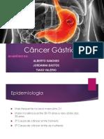Câncer Gástrico 2019