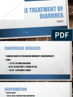 The Treatment of Diarrhea