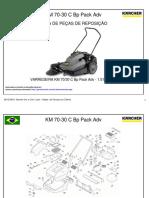 KM 70-30 C Bp Pack Adv