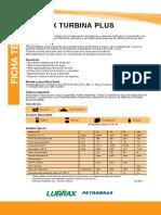 Lubrax Turbina Plus 32 (Homologado Por Solar ES9-224)
