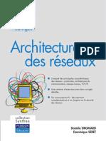 Architecture Des Réseaux Synthèse de Cours Et Exercices Corrigés