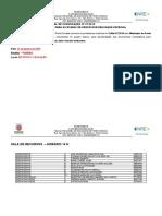 Edital de Convocação Nº 6 Educação Especial - Ponta Grossa