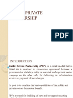 Types of PPP Models
