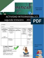 Integradora 2-2 (2do TRIM)