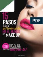 MAKE UP 15 PASOS