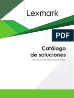 CATALOGO DE SOLUCIONES LEXMARK.pdf