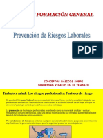Formación PRL