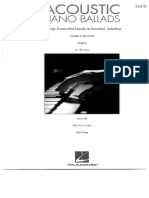 Note-for-Note Keyboard - Acoustic Piano Ballads - 2nd Edition (PVC, 128p).pdf