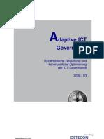 Detecon Opinion Paper Adaptive ICT Governance. Systematische Gestaltung und kontinuierliche Optimierung der ICT-Governance