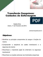 2019.02.11 Transfusao Sanguínea