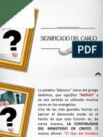 Guia Para Diaconos y Diaconisas San Andres